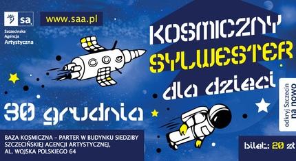 Kosmiczny Sylwester dla dzieci