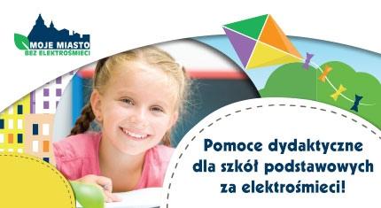 """Szczecin w programie """"Moje miasto bez elektrośmieci"""""""