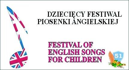 Dziecięcy Festiwal Piosenki Angielskiej