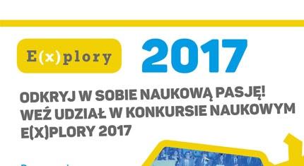 Regionalny Festiwal Naukowy E(x)plory