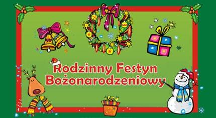 Rodzinny Festyn Bożonarodzeniowy