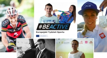 Europejski Tydzień Sportu 2016 – #BeActive