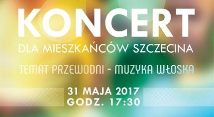 Koncert dla Mieszkańców Szczecina