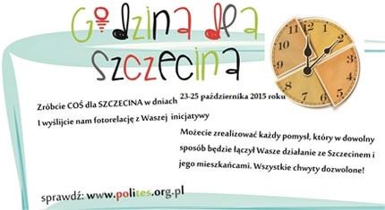 Godzina dla Szczecina!