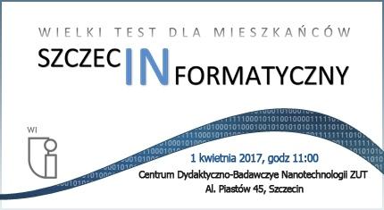 Wielki Test SzczecINformatyczny